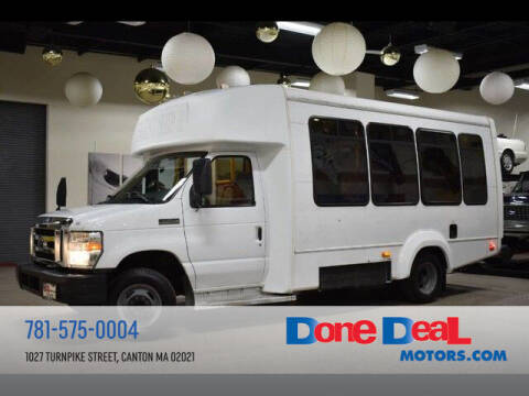 2008 Ford E-Series Chassis for sale at DONE DEAL MOTORS in Canton MA