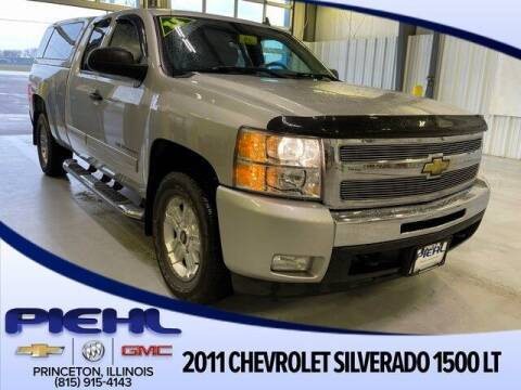 2011 Chevrolet Silverado 1500 for sale at Piehl Motors - PIEHL Chevrolet Buick Cadillac in Princeton IL