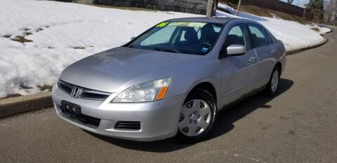 2006 Honda Accord for sale at ENVY MOTORS LLC in Paterson NJ