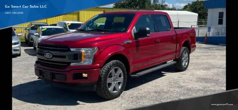 2018 Ford F-150 for sale at Go Smart Car Sales LLC in Winter Garden FL