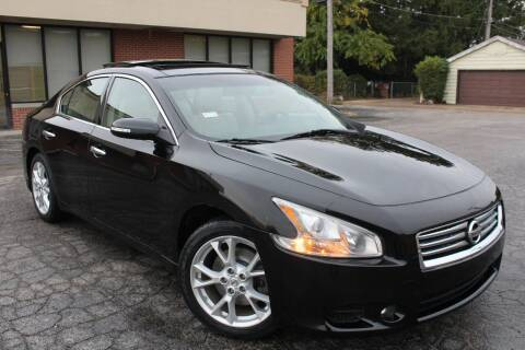 2013 Nissan Maxima for sale at JZ Auto Sales in Summit IL