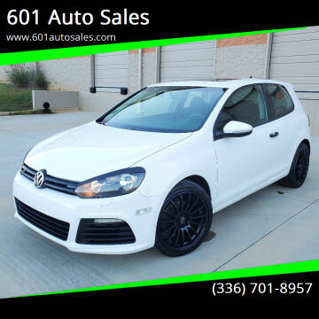 2012 Volkswagen Golf for sale at 601 Auto Sales in Mocksville NC