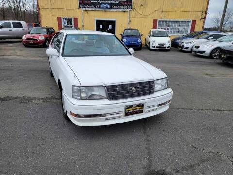 1995 Toyota Crown for sale at Virginia Auto Mall in Woodford VA