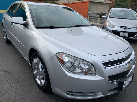 2012 Chevrolet Malibu for sale at CARZ in San Diego CA