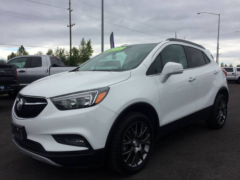 2019 Buick Encore for sale at Delta Car Connection LLC in Anchorage AK