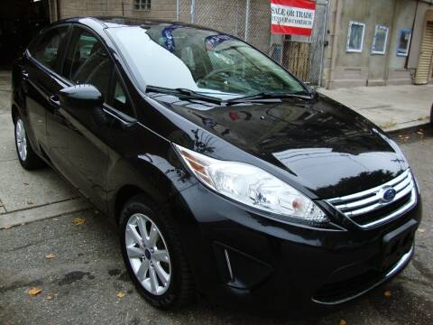 2011 Ford Fiesta for sale at Discount Auto Sales in Passaic NJ