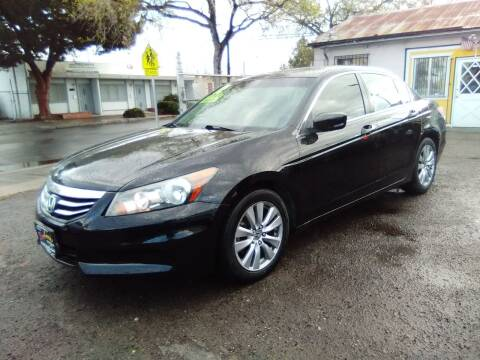 2012 Honda Accord for sale at Larry's Auto Sales Inc. in Fresno CA