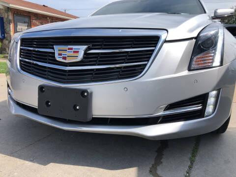 2015 Cadillac ATS for sale at All Starz Auto Center Inc in Redford MI