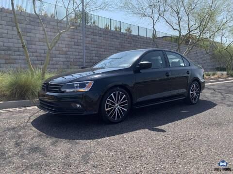 2016 Volkswagen Jetta for sale at AUTO HOUSE TEMPE in Tempe AZ