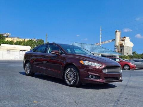 2013 Ford Fusion for sale at Select Autos Inc in Fort Pierce FL