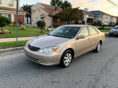 2004 Toyota Camry for sale at Reis Motors LLC in Lawrence NY