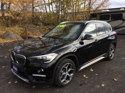 2018 BMW X1 for sale at Delta Car Connection LLC in Anchorage AK