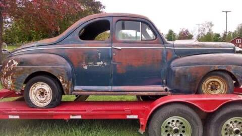 1941 Ford Deluxe for sale at Haggle Me Classics in Hobart IN