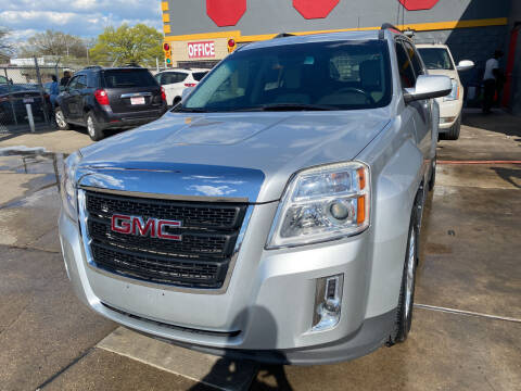 2012 GMC Terrain for sale at Matthew's Stop & Look Auto Sales in Detroit MI