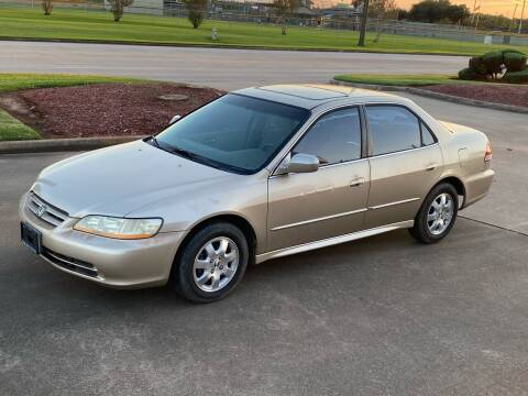 2001 Honda Accord for sale at M A Affordable Motors in Baytown TX