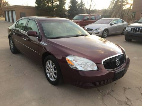 2006 Buick Lucerne for sale at QUEST MOTORS in Englewood CO