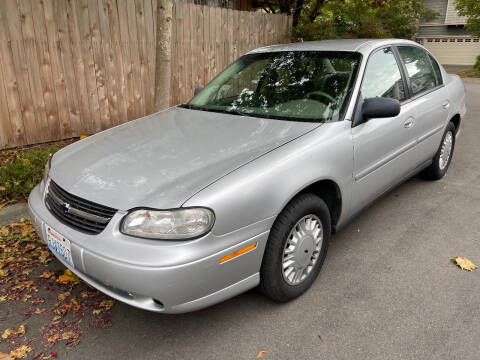 2003 Chevrolet Malibu for sale at Wild About Cars Garage in Kirkland WA