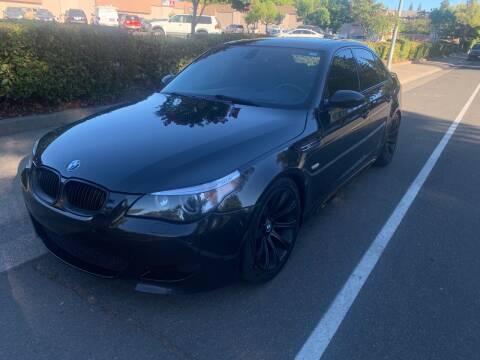 2007 BMW M5 for sale at LG Auto Sales in Rancho Cordova CA