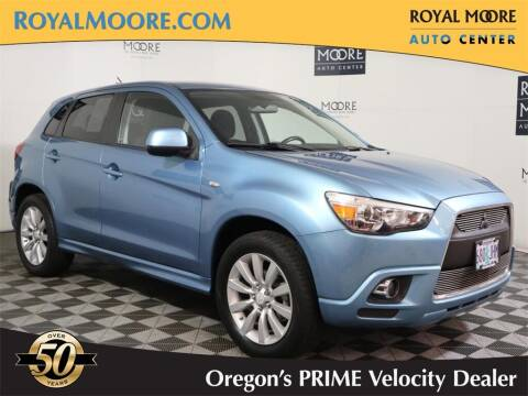 2011 Mitsubishi Outlander Sport for sale at Royal Moore Custom Finance in Hillsboro OR