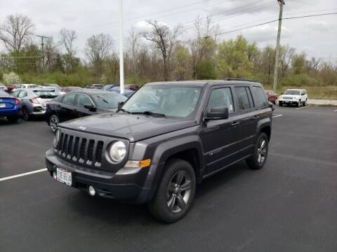 2015 Jeep Patriot for sale at White's Honda Toyota of Lima in Lima OH
