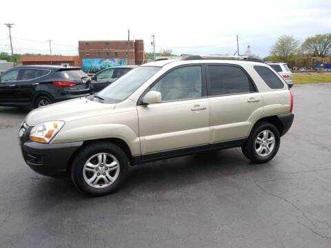2006 Kia Sportage for sale at Big Boys Auto Sales in Russellville KY