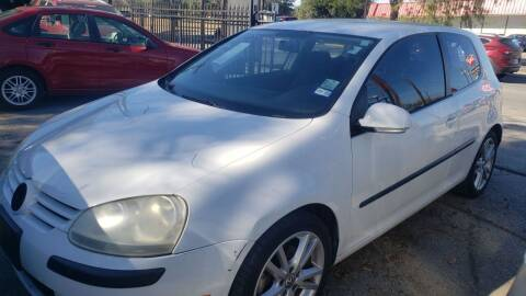 2006 Volkswagen Golf for sale at C.J. AUTO SALES llc. in San Antonio TX