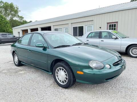 1999 Ford Taurus for sale at 64 Auto Sales in Georgetown IN