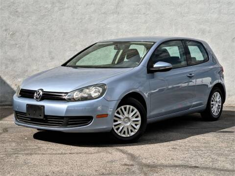 2010 Volkswagen Golf for sale at Divine Motors in Las Vegas NV