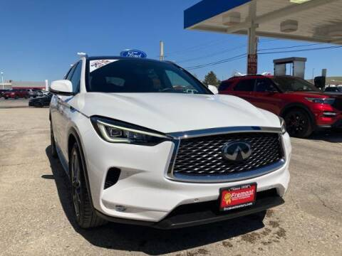 2019 Infiniti QX50 for sale at Rocky Mountain Commercial Trucks in Casper WY