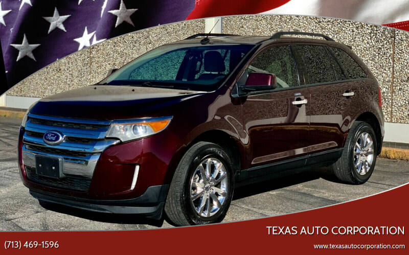2011 Ford Edge for sale at Texas Auto Corporation in Houston TX