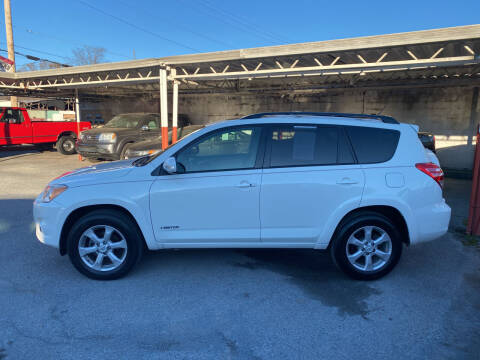2011 Toyota RAV4 for sale at Lewis Used Cars in Elizabethton TN