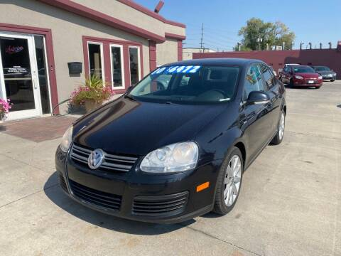 2010 Volkswagen Jetta for sale at Sexton's Car Collection Inc in Idaho Falls ID