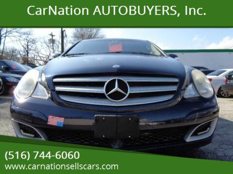 2007 Mercedes-Benz R-Class for sale at CarNation AUTOBUYERS, Inc. in Rockville Centre NY