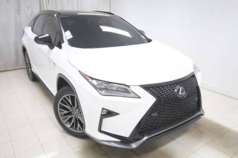 2017 Lexus RX 350 for sale at EMG AUTO SALES in Avenel NJ