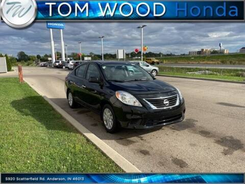 2014 Nissan Versa for sale at Tom Wood Honda in Anderson IN