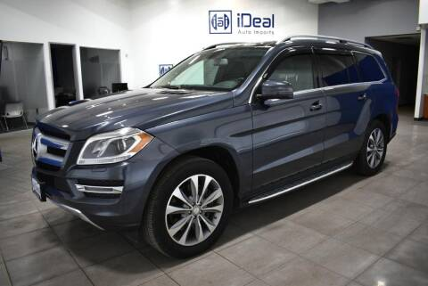 2013 Mercedes-Benz GL-Class for sale at iDeal Auto Imports in Eden Prairie MN