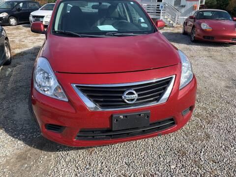 2014 Nissan Versa for sale at Samet Performance in Louisburg NC