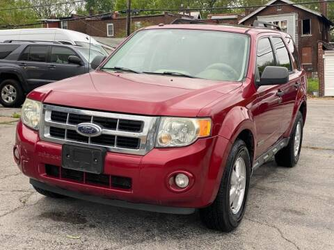 2008 Ford Escape for sale at IMPORT Motors in Saint Louis MO