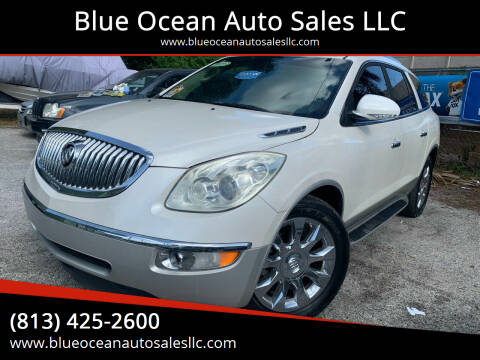 2010 Buick Enclave for sale at Blue Ocean Auto Sales LLC in Tampa FL