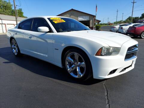 2012 Dodge Charger for sale at Holland's Auto Sales in Harrisonville MO