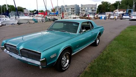 1968 Mercury Cougar for sale at Heartbeat Used Cars & Trucks in Harrison Township MI
