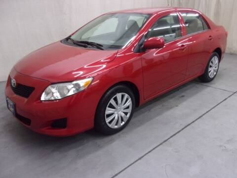 2010 Toyota Corolla for sale at Paquet Auto Sales in Madison OH