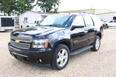 2013 Chevrolet Tahoe for sale at Community Auto Specialist in Gonzales LA