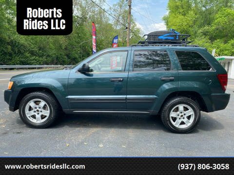 2005 Jeep Grand Cherokee for sale at Roberts Rides LLC in Franklin OH