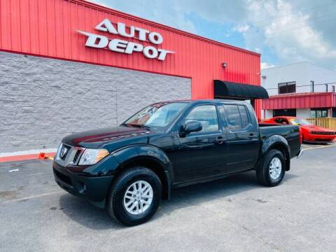 2019 Nissan Frontier for sale at Auto Depot of Smyrna in Smyrna TN