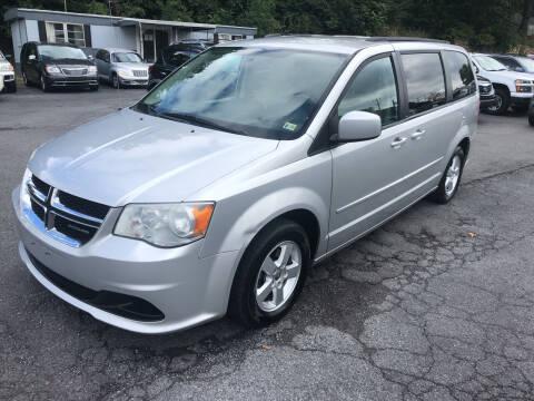 2012 Dodge Grand Caravan for sale at J & J Autoville Inc. in Roanoke VA