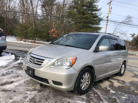 2009 Honda Odyssey for sale at Royal Crest Motors in Haverhill MA