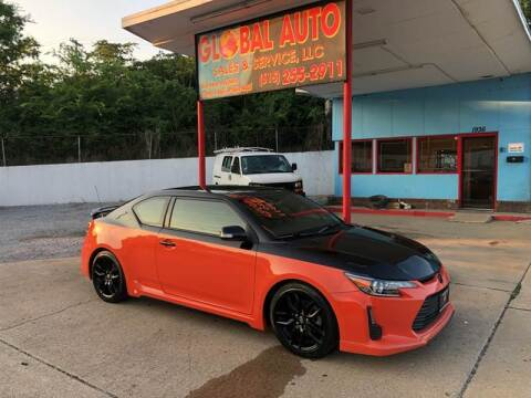 2015 Scion tC for sale at Global Auto Sales and Service in Nashville TN