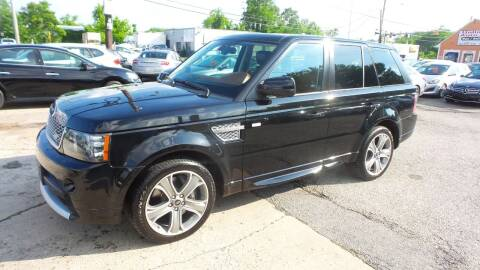 2013 Land Rover Range Rover Sport for sale at Unlimited Auto Sales in Upper Marlboro MD