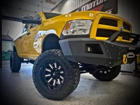 2013 RAM Ram Pickup 2500 for sale at Carder Motors Inc in Bridgeport WV